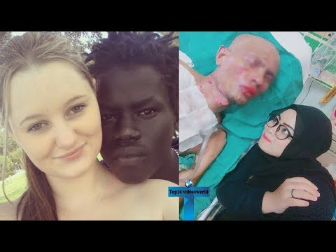 Top 10 Most Odd & Unbelievable Couple That Prove Love Is Blind Part 4