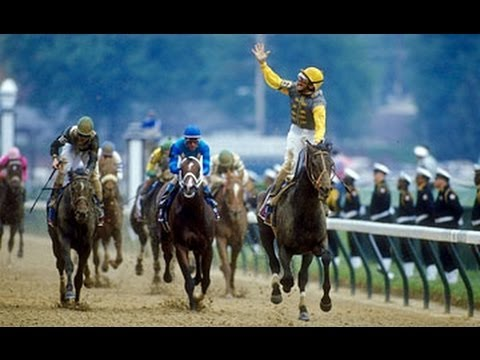 1993 Kentucky Derby - Sea Hero : ABC Broadcast