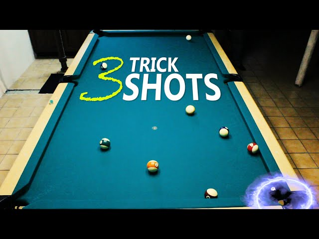3 Trick Shots: Volume 12