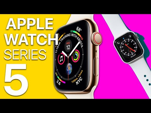 Apple Watch Series 5 Apple Event Preview Everything we know