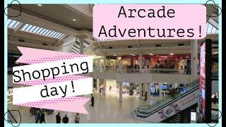 Arcade Adventures! 11th January 2019 vlog