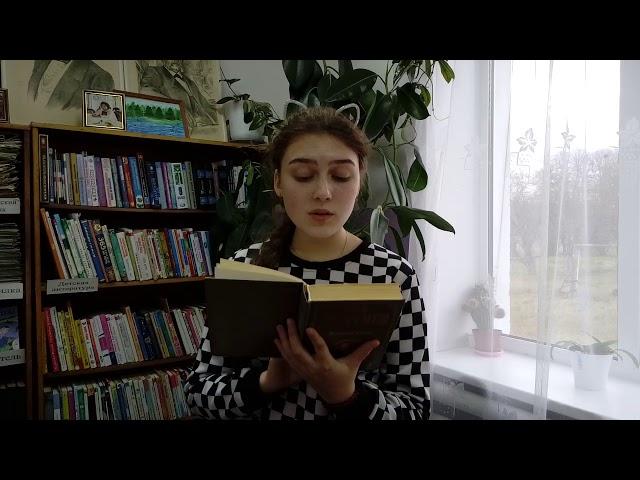 Изображение предпросмотра прочтения – ЕкатеринаПетрова читает произведение «Му-Му» И.С.Тургенева