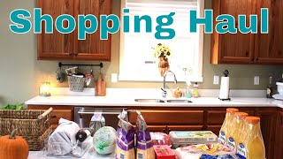 Shopping Haul For One With Linda's Pantry