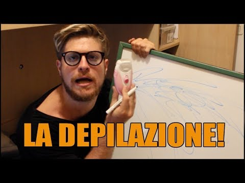 LE DONNE E LA DEPILAZIONE!