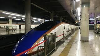 北陸新幹線 はくたか561号 金沢行き W7系  2019.01.13