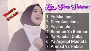 Kumpulan Lagu Sholawat Sabyan Gambus Terbaru