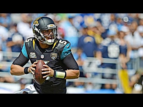 Blake Bortles Highlights 2015  | HD