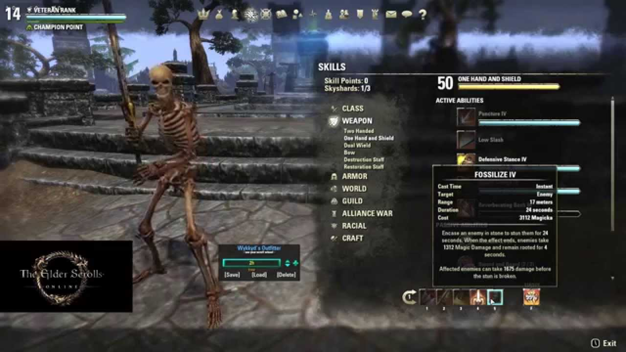 how to get dps dummy eso