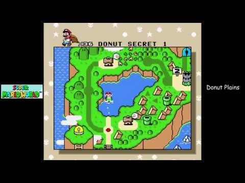 Super Mario World [SNES] Playthrough #02, World 2: Donut Plains