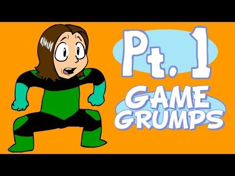Game Grumps Animated - Battle Kid Meltdown - Pt. 1
