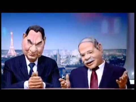 Abdel Aziz Bouteflika Et Ben Ali