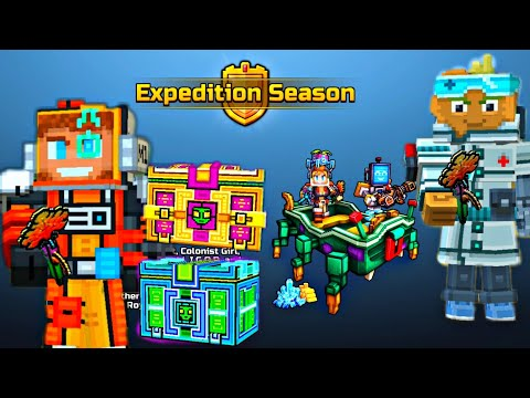 Pixel Gun 3D - Expedition Season Buy Full For The Real Money (Update 17.4)