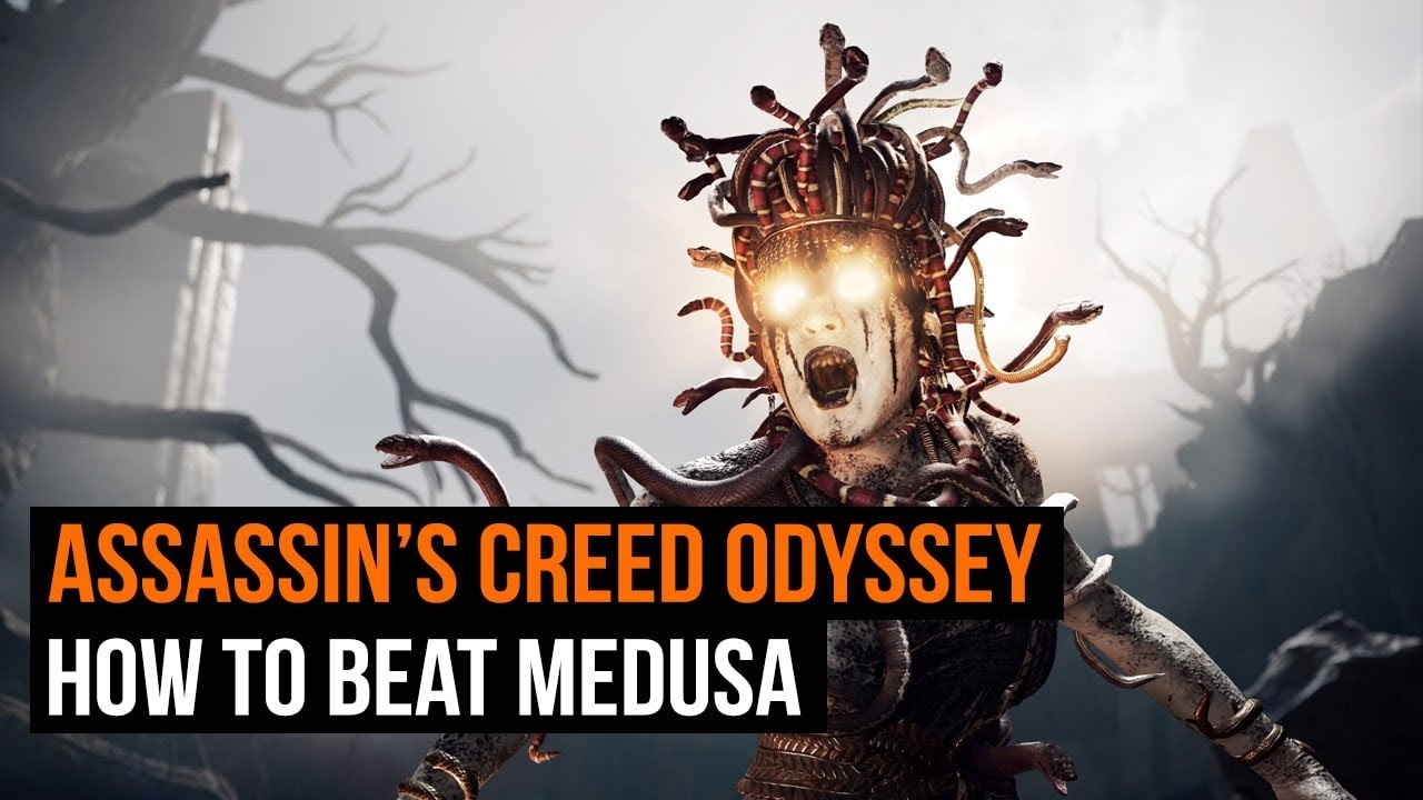 How to beat Medusa in Assassin's Creed Odyssey