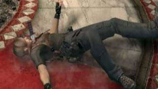 Resident Evil 4 - Leon