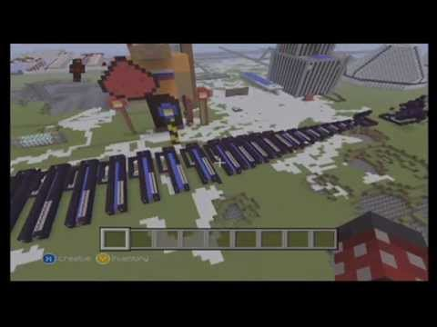 Minecraft Redstone Engineering world