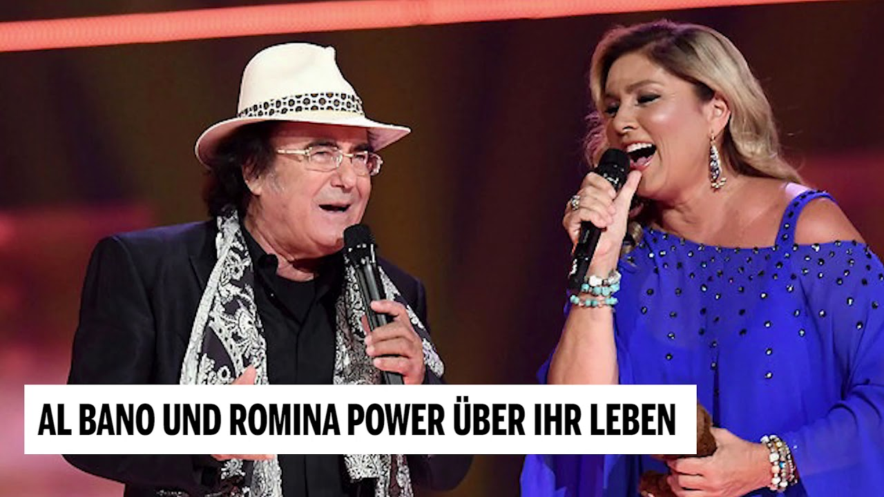 AL BANO ROMINA POWER INTERVIEW BEST OF