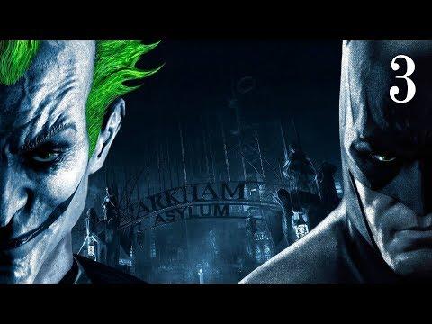 IRÁNY A KERT...MEGINT... | Batman: Arkham Asylum #3 (END) #NORMAL #PC - 05.09.