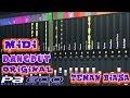 Download Korg PA 600 Midi Dangdut Original#TEMAN BIASA MP3 song and Music Video