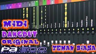Korg PA 600 Midi Dangdut Original#TEMAN BIASA