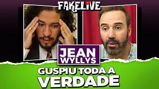 JEAN WYLLYS  CONTOU TUDO SOBRE A TRETA - FAKELIVE DIOGO PORTUGAL