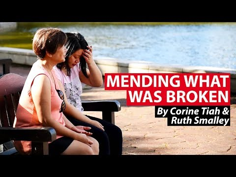 Mending What Was Broken: Schizophrenia And A Mother's Love | CNA Insider