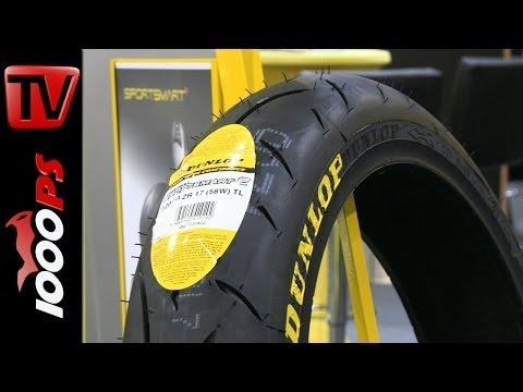 Dunlop SPORTSMART 2 auf KTM 1290 Super Duke R