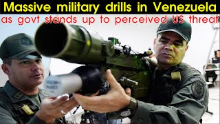 #Breaking: 100,000 Soldiers for massive military drills in Venezuela | #News, #Politics
