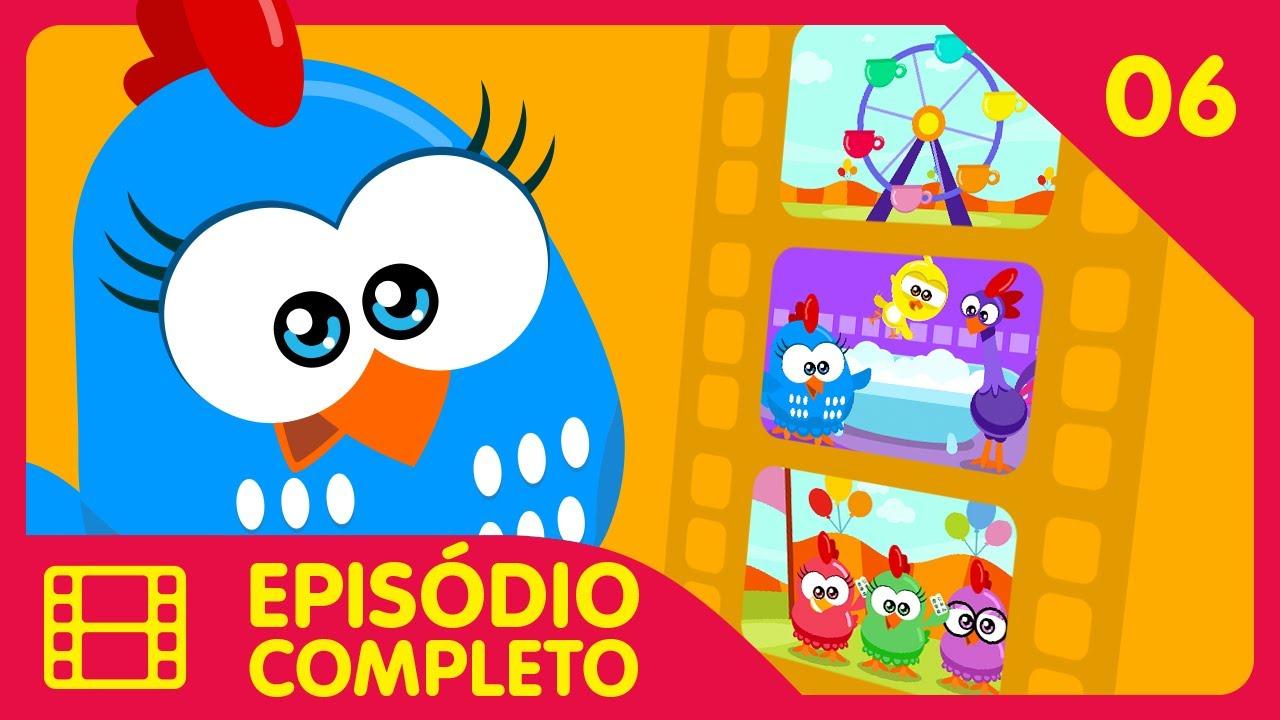 Galinha Pintadinha Mini Episodio 06 Completo 12 Min Youtube