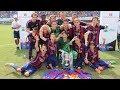 FC Barcelona U13 La Masia - Pass and Move