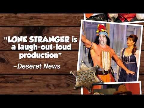 The Lone Stranger At Desert Star Playhouse
