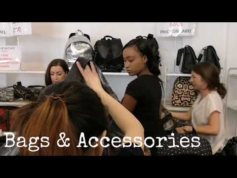 Fashion Vlog: London Givenchy Sample Sale 2018