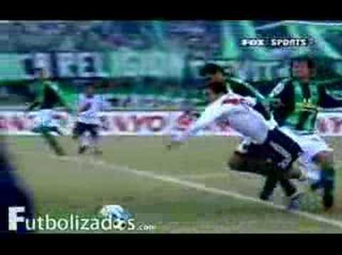 Nueva Chicago 2 - River Plate 2. Clausura Argentino 2007