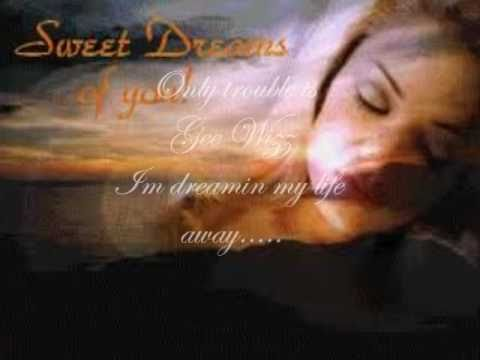All I have to do is Dream with lyrics