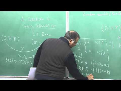 Lecture 3: Random Variables, Distribution Functions & Independence