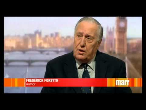 Frederick Forsyth: Why I back Brexit