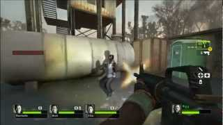 Left 4 Dead 2 - Cold Stream Chapter 4 Finale Xbox 360 Gameplay HD