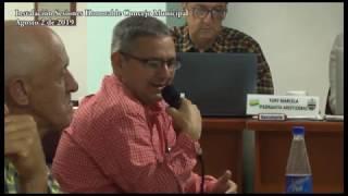 Instalación Sesiones Ordinarias Honorable Concejo Municipal - Agosto 2 de 2019