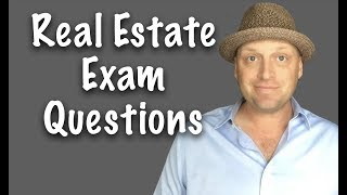 Real Estate Questions Review w/ Susanne | Real Estate Exam
