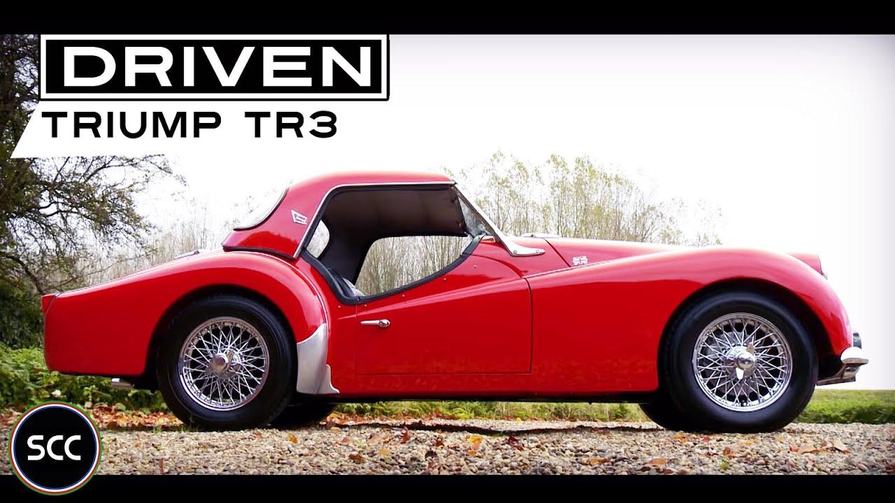 Triumph TR3A Sports Car - Sportscar2 com