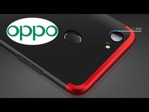 pretty nice 5a1ae f9143 Oppo F5 cover & case 360• super protect