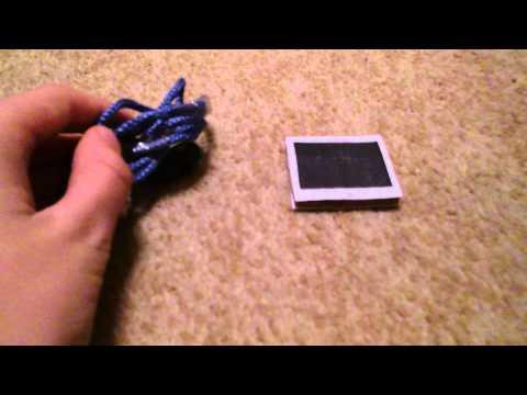 Смотреть Аксессуары для iPod nano 6 из бумаги.