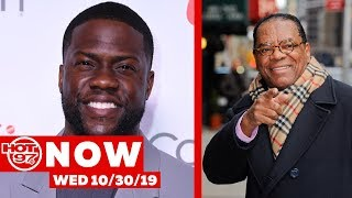 Rest In Peace To The Legendary John Witherspoon + Kevin Hart Opens Up After Car Accident