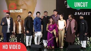 UNCUT - Tum Bin 2 Musical Tribute To Jagjit Singh | Anup Jalota, Hariharan, Rekha Bhardwaj