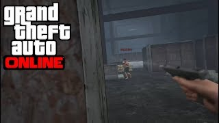 Grand Theft Auto 5 - Short Clips | Invisible Car, Boat Raid, Helicopter Down!
