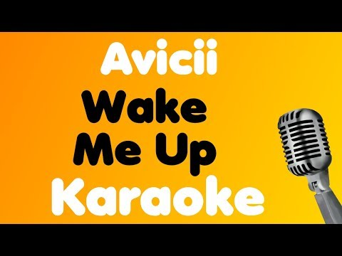 Avicii • Wake Me Up • Karaoke