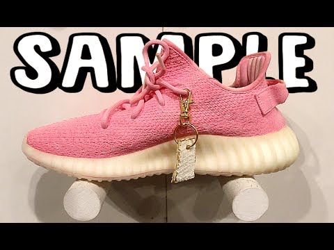2258536e8ca GETTING THE RAREST SAMPLE YEEZYS EVER SEEN - YouTube
