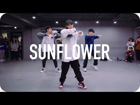 Sunflower - Post Malone Swae Lee  Yoojung Lee Choreography