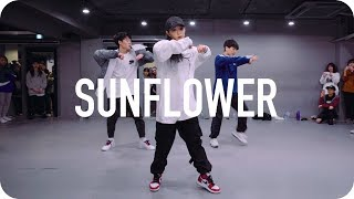 Sunflower - Post Malone, Swae Lee / Yoojung Lee Choreography