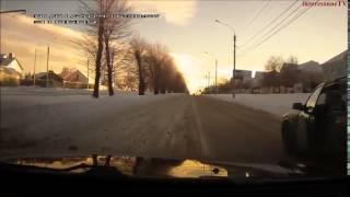 Подборка аварий и ДТП на видеорегистратор № 2 от 2 01 2014