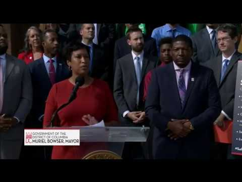 Mayor Bowser Opens Office of Neighborhood Safety & Engagemen